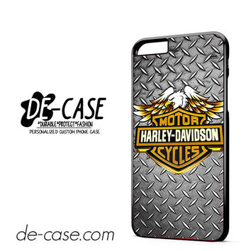 Harley Davidson Motorcycle Logo DEAL-5049 Apple Phonecase Cover For Iphone 6/ 6S Plus