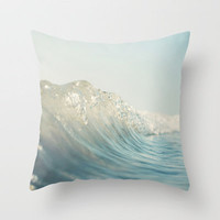 Summertime  Throw Pillow by Bree Madden  | Society6