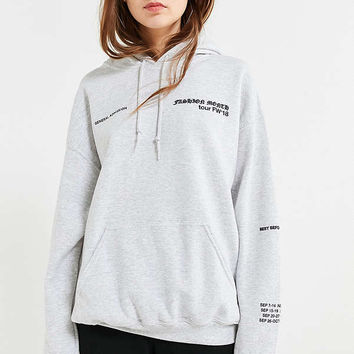 Urban Sophistication Fashion Month Tour Hoodie Sweatshirt | Urban Outfitters