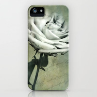 ANTIQUE ROSE iPhone Case by ♕ VIAINA | Society6