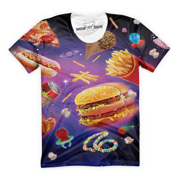 Space Food T-Shirt