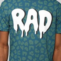 Melting Rad Tee- Blue L
