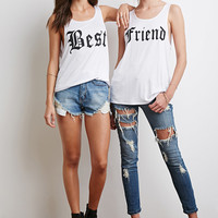Best Friend Cutout Tank Set