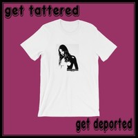NO BRA CLUB - Tattered Signature Collection.  get tattered, get laid.  'nuff said.