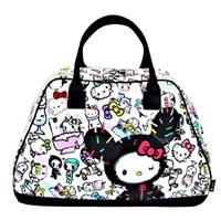 Tokidoki x Hello Kitty Best Friends Large Duffle Bag Carry-on Gym Handbag