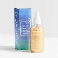 Captain Blankenship Golden Waves Sea Salt Shimmer Spray | Urban Outfitters