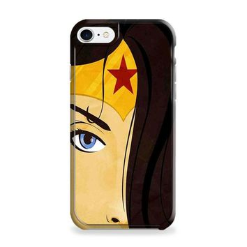 Wonder Woman Face iPhone 6 | iPhone 6S Case