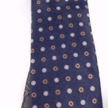 Pure Italian Silk Men's Necktie with Pattern