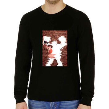 wreck it ralph - Sweater for Man and Woman, S / M / L / XL / 2XL **