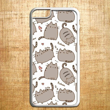 Pusheen The Cat 2 for iphone 4/4s/5/5s/5c/6/6+, Samsung S3/S4/S5/S6, iPad 2/3/4/Air/Mini, iPod 4/5, Samsung Note 3/4, HTC One, Nexus Case*PS*