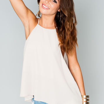 Show Me Your Mumu ~ Selena Top ~ Stone