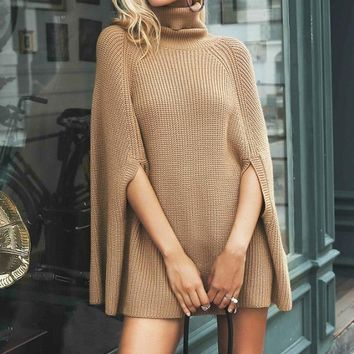 Ticket to Cozy Oversized Sweater