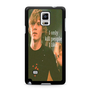 Tate Langdon American Horror Story Note 3 Note 4 Note 5 Note Edge Case
