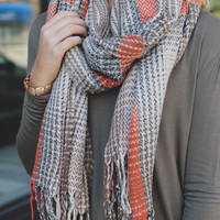 Touch of Spice Scarf
