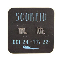 Scorpio Earrings