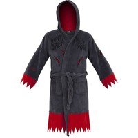 AMC's The Walking Dead Fleece Adult Costume Robes Bathrobe