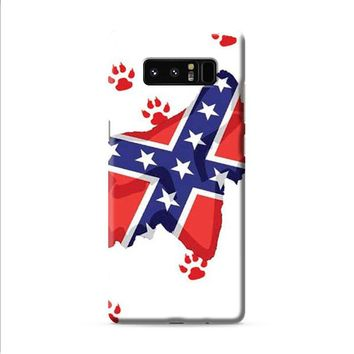 Fox Racing confederate Samsung Galaxy Note 8 case