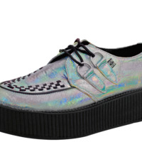 Iridescent Crinkle Creepers