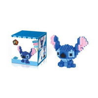 Stitch Building Blocks Child Educational Lilo & Stitch Disney Toy 280 Pcs