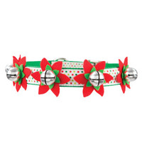 Top Paw® PetHoliday™ Poinsettia Buckle Collar - Sale - Dog - PetSmart