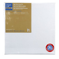 "Artist's Loft® Necessities™ Canvas Super Value Pack, 12"" X 12"""
