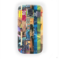 Harry Potter All Books For Samsung Galaxy S5 Case