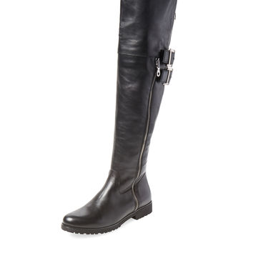 Charles David Women's Vina Over The Knee Boot - Black -