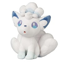 Pocket  Monster  Alola  Region    Vulpix  Cosplay  Anime