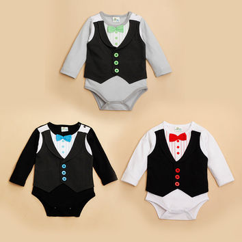 Kids Boys Girls Baby Clothing Toddler Bodysuits Products For Children = 4451427780