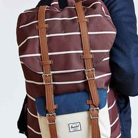 Hershel Supply Co. Little America Rust Stripe Backpack - Assorted One