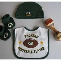 Green Bay Packer Baby Bundle