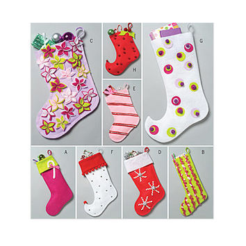 Best Christmas Stocking Sewing Patterns Products on Wanelo