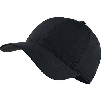 ESBON3F Nike Golf Tech Adjustable Blank Custom Hat Cap - Personalize With Your Own Team Or Business Logo