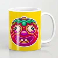 Fruit or Vegetable Mug by Artistic Dyslexia