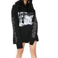 Skull Party Pullover Hoodie