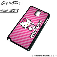 hello kitty pink hello kitty For Samsung Note 3 Case Ali