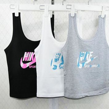 Nike Yoga Fitness Running vest