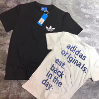 (adidas originals est back in the day) Tee Shirt T-shirt