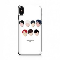 BTS DOPE iPhone X Case