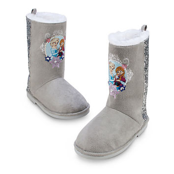 Frozen Boots for Kids