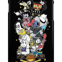 Undertale FIGHT or MERCY ULTIMATE fashion mobile phone case cover for iphone 4 4s 5 5s 5c 6 6 plus 6s 6s plus *dn349