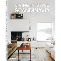 Living in Style: Scandinavia Coffee Table Book
