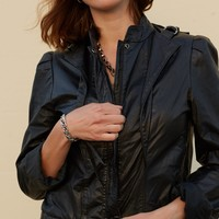 LOVECAT 80'S BABY LEATHER JACKET