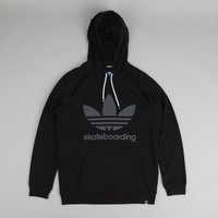 Adidas Adv 2.0 Hooded Sweatshirt - Black