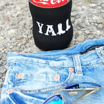JUDITH MARCH: Y'all Koozie