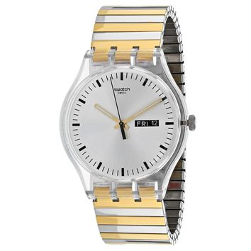 Swatch Men's Distinguo Watch (SUOK708A)