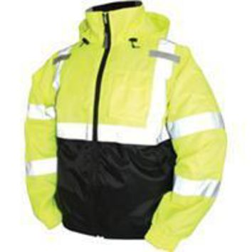Tingley Rubber Corp. - Bomber Ii High Visibility Waterproof Jacket