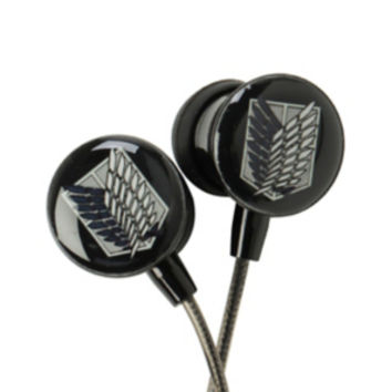 Attack On Titan Scout Regiment Earbuds
