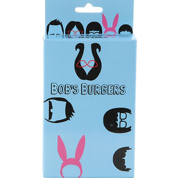 Bob's Burgers Playing Cards
