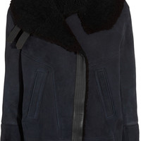 IRO - Dafny shearling coat